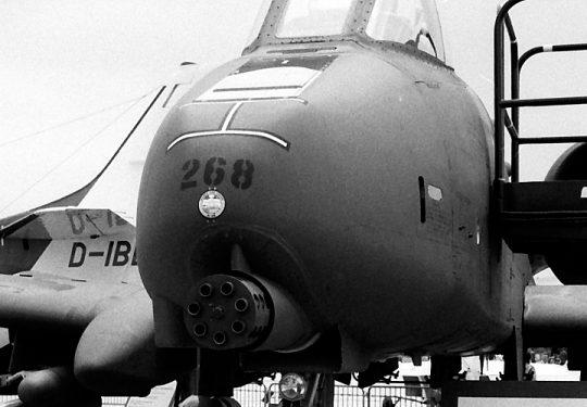 USAF United States Air Force Fairchild Republic A-10A Thunderbolt II