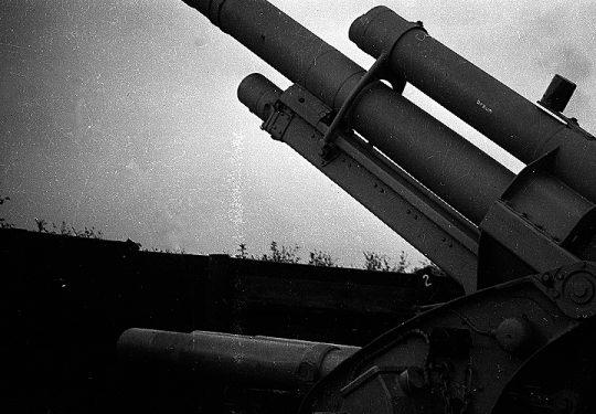 Wehrmacht Heer / Luftwaffe Flugabwehrkanone FLAK 37 8,8 cm / 88 mm (KRUPP)
