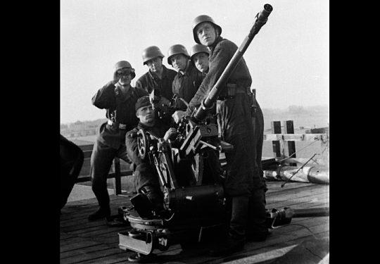 Wehrmacht Heer / Luftwaffe Flugabwehrkanone FLAK 30 2 cm / 20 mm