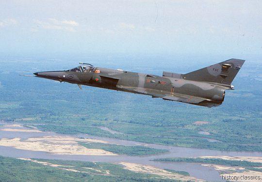 Kolumbianische Luftwaffe Israel Aircraft Industries Kfir C.10
