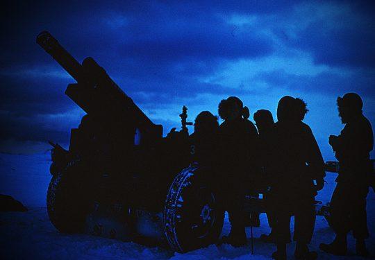 US ARMY / United States Army Leichte Feldhaubitze M101 - M2 105 mm / Leight Howitzer M101 - M2 4.1 Inch (Rock Island Arsenal)