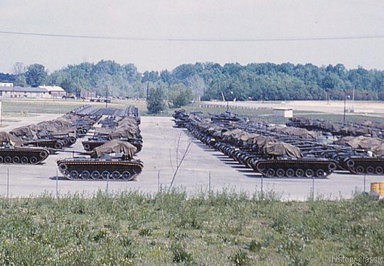 US ARMY Kampfpanzer M47 Patton