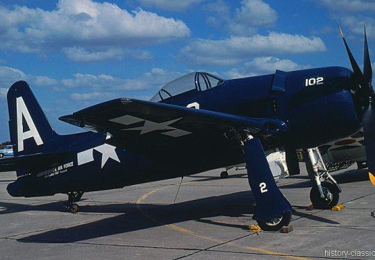 US NAVY / United States Navy Grumman F8F Bearcat