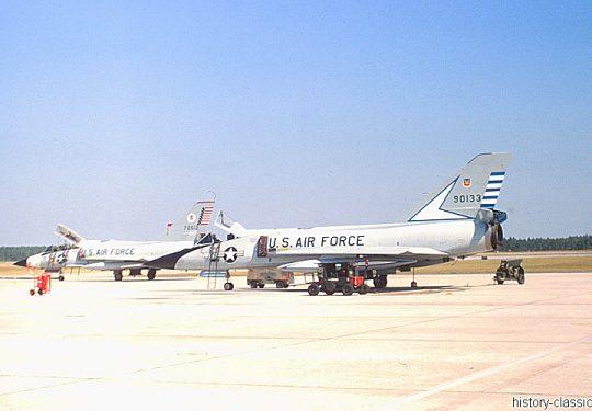 USAF Convair F-106A Delta Dart