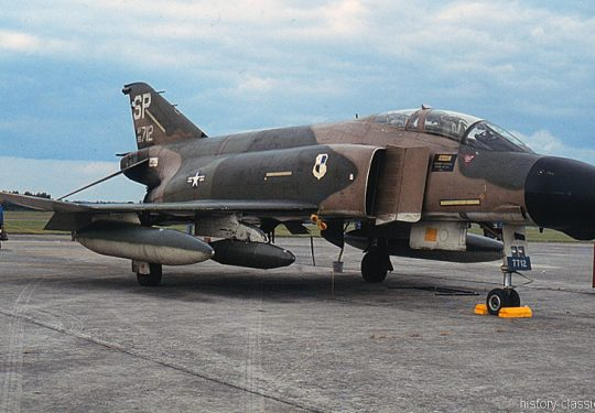 USAF United States Air Force McDonnell Douglas F-4D Phantom II