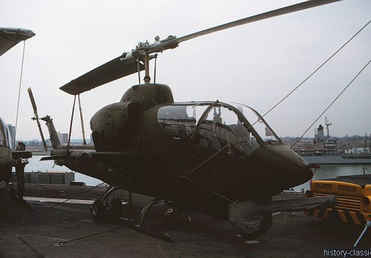 USMC United States Marine Corps Bell AH-1J SEA COBRA