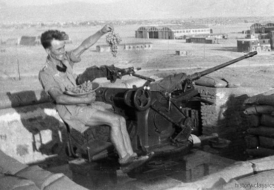 Flugabwehr Flugplatzsicherung Wehrmacht/Luftwaffe