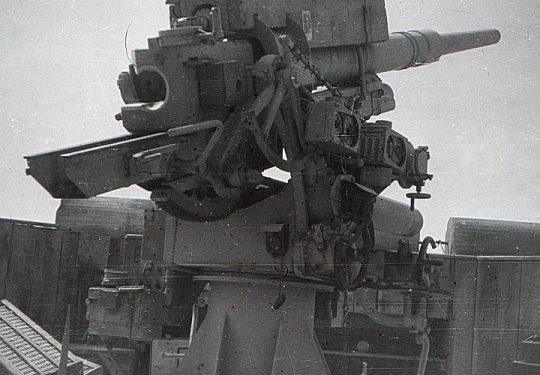 Wehrmacht Heer / Luftwaffe Flugabwehrkanone FLAK 18 8,8 cm / 88 mm (KRUPP)
