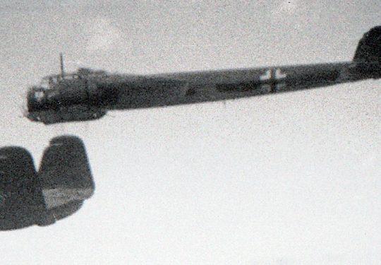 Wehrmacht Luftwaffe Dornier Do 17