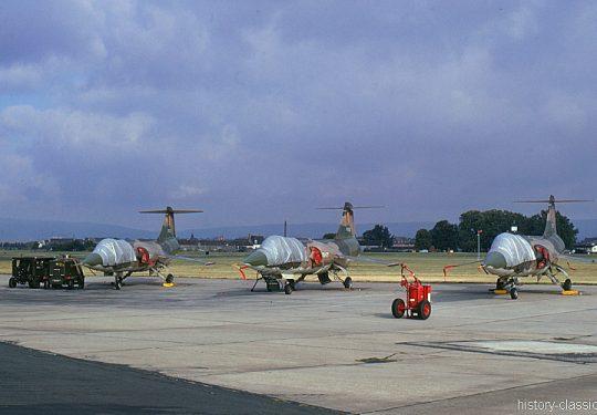 Belgische Luftwaffe / Belgian Air Force Lockheed F-104G Starfighter
