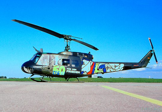 Bundeswehr Luftwaffe Bell UH-1D