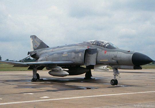 Bundeswehr Luftwaffe McDonnell Douglas F-4F Phantom II