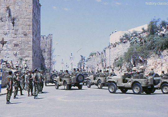 Israel's 20. Unabhängigkeitstag 1968 / 20th Anniversary of Independence 1968