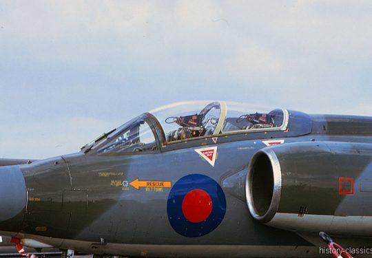 Royal Air Force Blackburn Hawker Siddeley Buccaneer