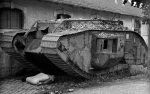 Royal Army WW1 Heavy Tank MARK IV