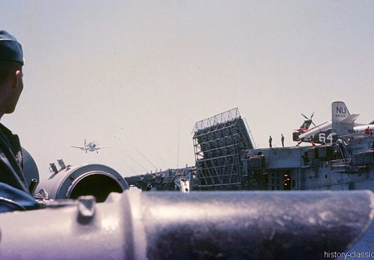 US NAVY / United States Navy Douglas AD-6 (A-1H) Skyraider