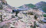 US ARMY / United States Army Rückstoßfreie Geschütz / Recoilless Rifle M20 75 mm - Korea Krieg / Korea War