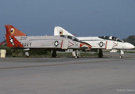 US NAVY / United States Navy McDonnell Douglas F-4B Phantom II