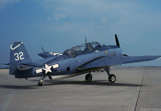 US NAVY / United States Grumman TBF / TBM Avenger