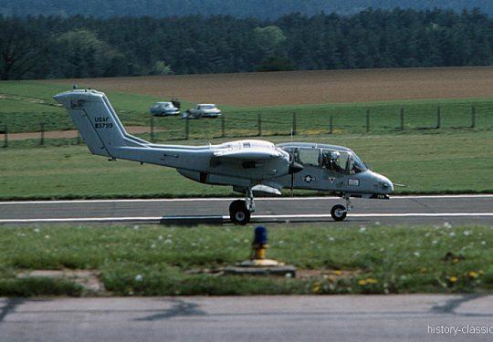 USAF United States Air Force North American Rockwell OV-10A Bronco