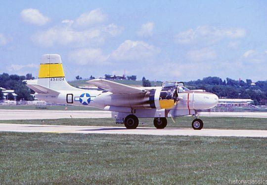 USAF United States Air Force Douglas A-26 Invader