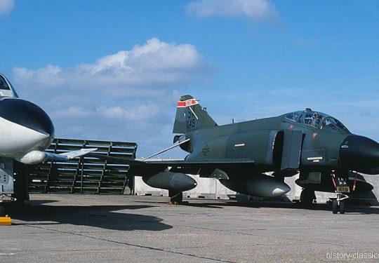 USAF United States Air Force McDonnell Douglas F-4C Phantom II