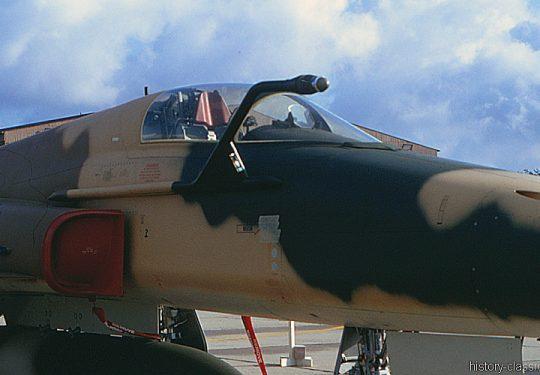 USAF United States Air Force Northrop F-5E Tiger
