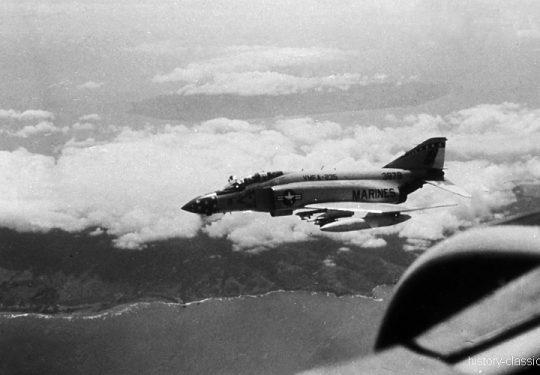 USMC United States Marine Corps McDonnell Douglas F-4J Phantom II