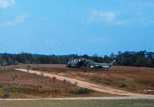 USMC United States Marine Corps Sikorsky CH-37 S-56 Mojave