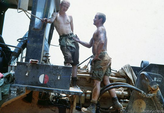 USA Vietnam-Krieg / Vietnam War – Stille Helfer / Silent Helpers