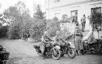 Wehrmacht Motorrad Triumph BD 250
