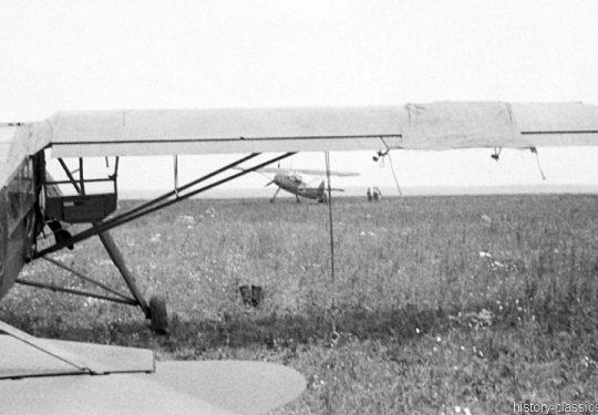 Wehrmacht Luftwaffe Fieseler Fi 156 Storch & Henschel Hs 126