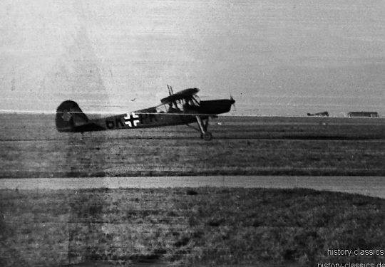 Wehrmacht Luftwaffe Fieseler Fi 156 Storch