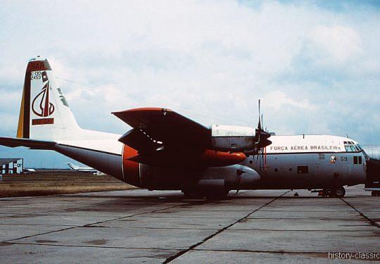 Brasilianische Luftwaffe / Força Aéra Brasileira Lockheed C-130 Hercules