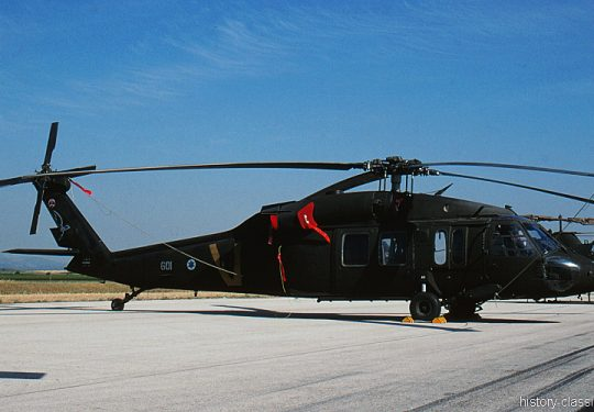 Israeli Air Force IAF Sikorsky UH-60 Black Hawk / Yanshuf