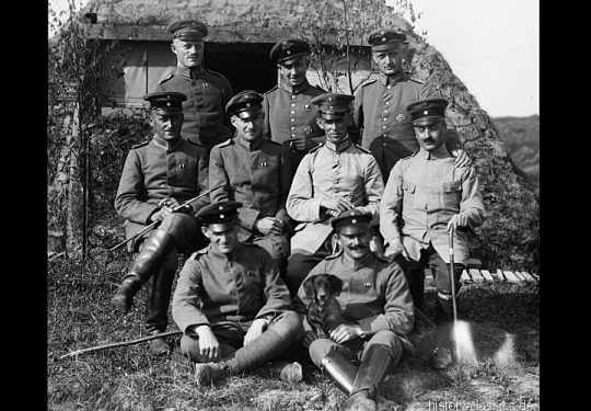 1. Weltkrieg Deutsches Heer - Uniformen