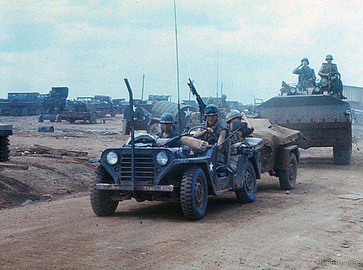 M151 MUTT - Vietnam-Krieg / Vietnam War