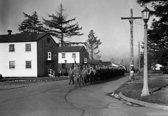 Uniformen USA / Uniforms United States - 1940`s - 2dt Infantry Division