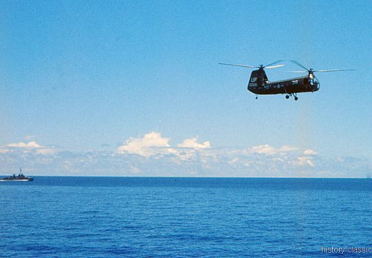 US NAVY / United States Navy Piasecki HUP-2 Retriever