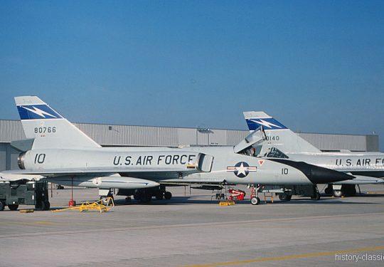 USAF United States Air Force Convair F-106A Delta Dart