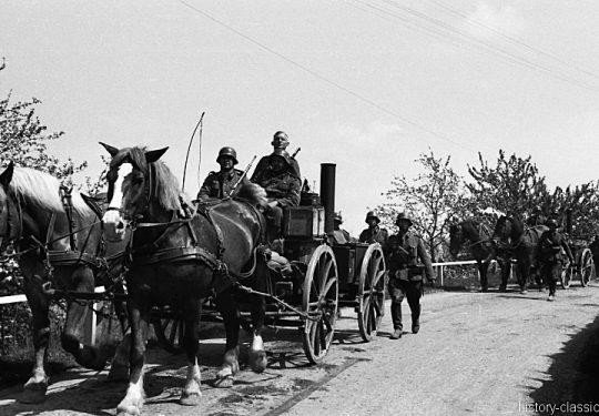 2. Weltkrieg Wehrmacht Heer Europa – Einmarsch und Besetzung Luxemburg