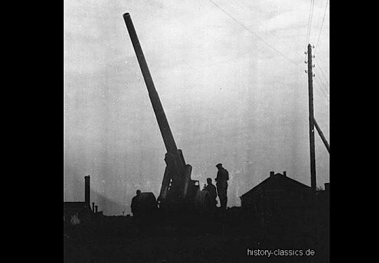 Wehrmacht Heer Feldkanone K39 15 cm (Krupp)
