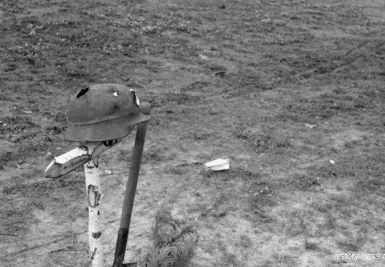 Wehrmacht Kriegsgräber