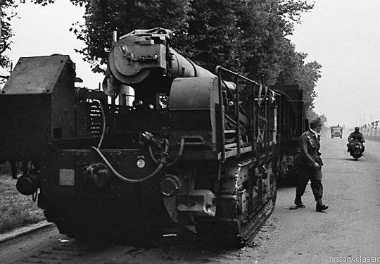 Wehrmacht Heer - Beutegeschütze