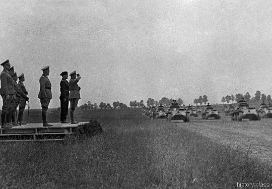Wehrmacht Heer Panzerkampfwagen I PzKpfw I Panzer I Ausf. A