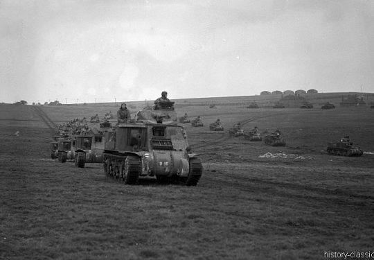 US ARMY / United States Army Kampfpanzer M3 Lee / Medium Tank