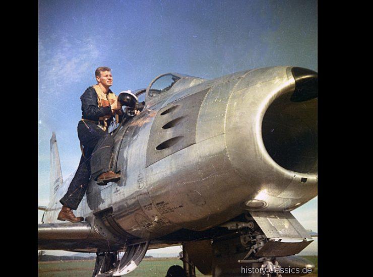 F-86 Sabre - USAF United States Air Force