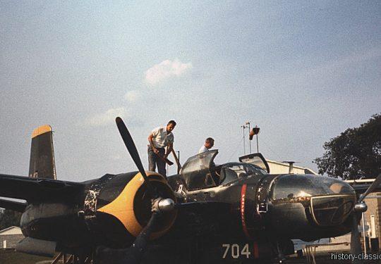 USAF United States Air Force Douglas B-26 Invader