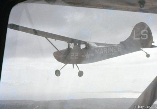 USMC United States Marine Corps Cessna L-19 / OE-1 Bird Dog