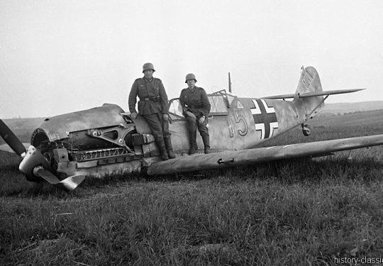 Wehrmacht Luftwaffe Messerschmitt Bf 109